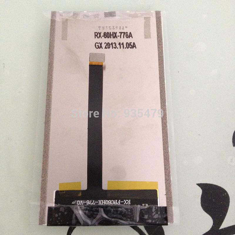 Téléphone mobile original lcd pour 6 pouces. qhd ips 960*540 htm feiteng h9001 écran lcd