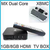 2014!!!3G Andriod Bluetooth HDMI New XBMC MX TV Box WIFI 1G 8G A android 4.2 OS Free Shipping