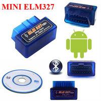 Details about Super Mini ELM327 V2.1 OBD2 Bluetooth Auto Android Diagnostic Interface Scanner