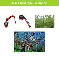 Free Shipping Birds Repeller Ribbon Shinay Birds Repellent Ribbon Useful Garden Tape
