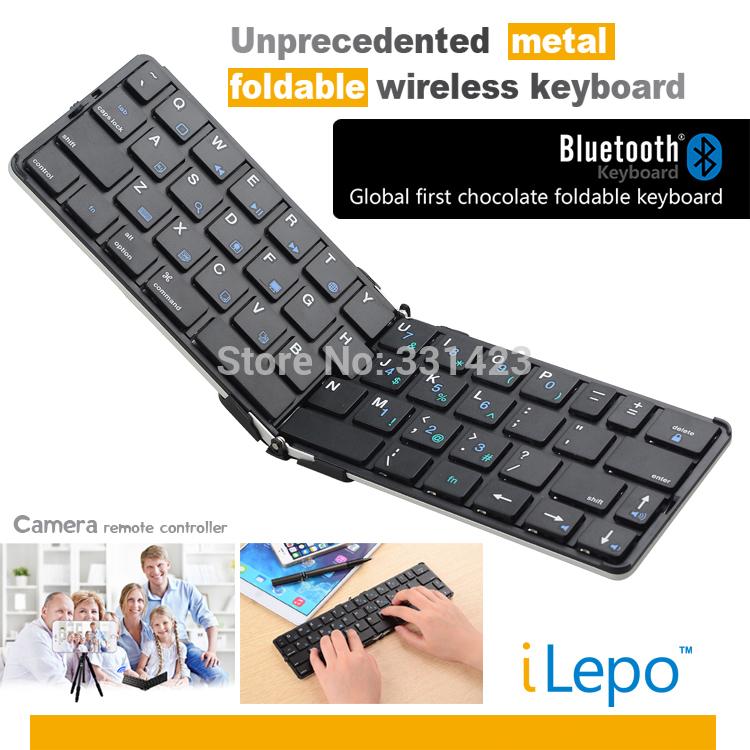 versandkostenfrei einzigartig design bluetooth tastatur ultradünne bluetooth wireless faltbare portable tastatur für apple android win8
