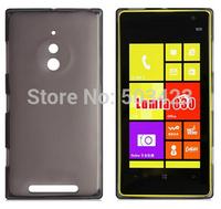 Lumia 830 Cases,New Matte Pudding Soft TPU Gel Skin Cover Case For Nokia Lumia 830