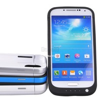 High Quality 4200mAh Portable USB External Rechargeable Backup Battery Case Power Cover For Samsung Galaxy S4 #2 SV003805