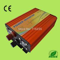 12/24v/48v 500w  high frequency pure sine wave inverter/ dc to ac inverter