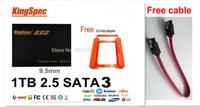 kingspec hdd 2.5 sata III 3 SATA II 2 HDD 1TB SSD disk 1024GB Hard Disk Solid State Drive >ssd 512gb 480GB 256GB Free sata cable