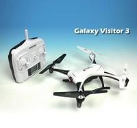 F08759 Nine Eagles Galaxy Visitor 3 F12 2.4g 4-axis Auto-return Camera Rc Quadcopter Drone Rtf Fpv Gift Fighter Drone + Freeship