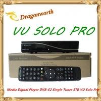 VU+ solo pro,Vu Solo BlackHole image Accept Original Software DVB-S2 Linux Digital Full HD Satellite Receiver PVR Free Shipping