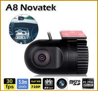 Smallest HD 720P Mini Car DVR Video Recorder Video Recorder Camcorder Small Vehicle Dash Camera with G-Sensor
