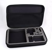 New Larger size  Shockproof Portable EVA Case Gopro Camera Bag Case Box For Gopro Hero 3 3+ 2 HD