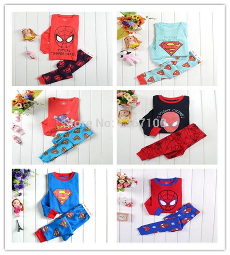Boys clothing set rozen pajamas (LOL) pajamas/Pyjamas kids sleepwear pijama infantil retail 100%cotton clothing 2-piece set(China (Mainland))