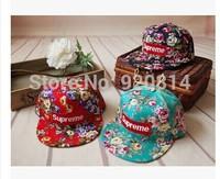 2014 New Fashion supreme all baseball caps,supreme snapback hat, hip hop flat along snapback cap/hat for man/woman