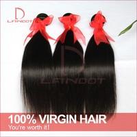 "Brazilian Straight Hair Extensions Human Unprocessed 6A Virgin Brazilian Hair Weave Bundles 3pcs Lot 8-30"" Brazilian Virgin Hair"