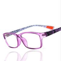 2014 New Women/men prescription glasses Optical myopia Frame Plain Glasses Eyewear Eyeglasses Spectacles Frame Glasses ocular