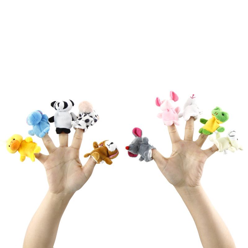 10 finger spiel
