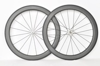 BladeX Road Carbon Wheels 458C - Basalt Version;Smooth Braking Performance;58mm Clincher ;T700SC High Tensile Material