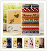 One Plus One, Cartoon Painted Hard Case Cover For One Plus One ,Oneplus One  Phone Bags Case +Gifts