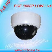CCTV Plastic IR Security Full HD 1080P POE IP Dome Camera EC-IP5721P