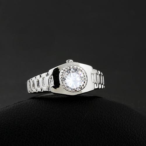 Кольцо Quaoity CZ 18K  JH727 jinhui dhwani 18k 750 0 08 jh bs4576