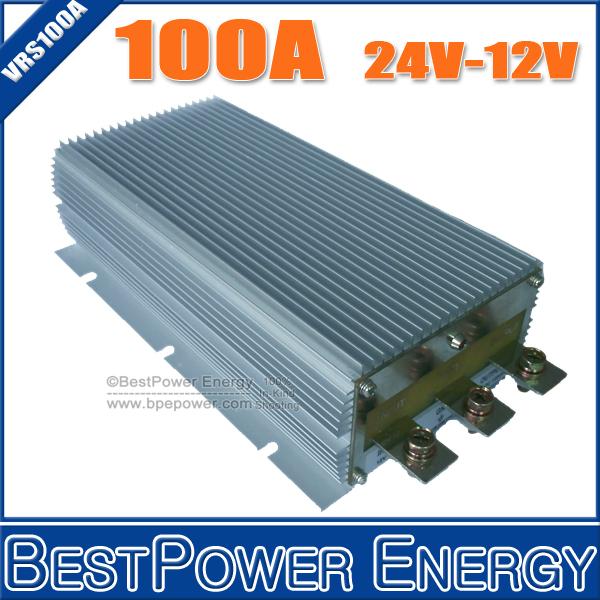 Преобразователь BPE 3 100 24V 1200 12 DC DC /gps VRS100A