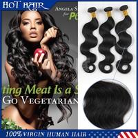 Human Hair Extension Brazilian Body Wave 6A Cheap Unprocessed Brazilian Virgin Hair 8-30 inch Soft Brazilian Hair Weave Bundles