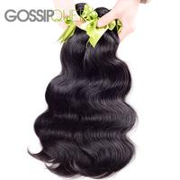 rosa hair products 5A brazilian body wave hair extension 3/4 pcs lot free shipping brazilian human hair weave wavy body wave