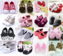 Chaussures bébé mignon Fille Garçon Première Walkers Toddler Chaussures Bottes multicolore Dot Bow enfants mous filles de semelle de chaussure de LivraisonGRATUITE chaud(China (Mainland))