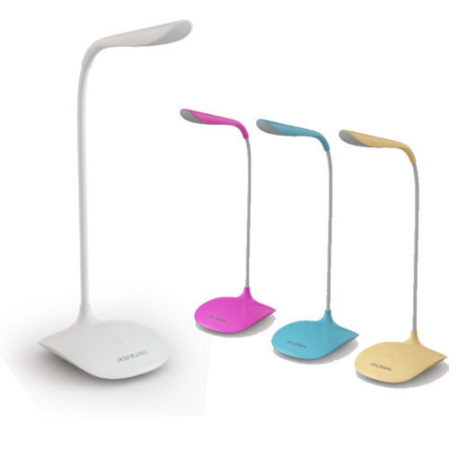 Slaapkamer lamp touch for for Lampe de bureau fille