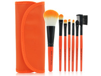 Brand Make up Set Portable 7pcs 7 pcs Makeup Brushes kit  Cosmetic Tools & Accessories Make-up Brushes Set & Kits with handbag