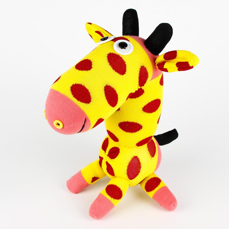 Diy Giraffe Toy Giraffe Baby Show Toys