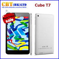 Cube T7 4G FDD LTE MT8752 Octa Core 64Bit Tablet PC 1920x1200 JDI Retina Screen 2GB/16GB GPS Android 4.4 4G LTE Phone Call