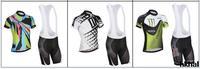 2014 New sportswear Men Fox Cycling jersey fitness clothes ropa ciclismo cycling clothing shirts bib shorts set