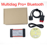 2014.2 New design  TCS CDP PRO CAR+TRUCK multidiag Pro Plus with Bluetooth by DHL