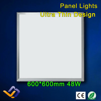 led panel 600x600, 48W 250pcs SMD LED Pannel Light with 3500lm Replace 90W Incandlescent Tube,hight power