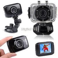 HOT!!Sports DVR Helmet Waterproof HD Action Camera Sport Outdoor Camcorder DV NEW digital video camera B003 SV005540