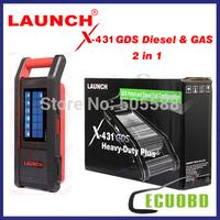 2 in1 Gasoline + Diesel version 2014 Original Professional Multi-functional LAUNCH X-431 GDS Scan Tool WIFI GDS Scanner