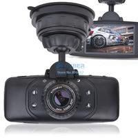 "GS9000L Car DVR HD 1080P Novatek+Glass lens 1920*1080+2.7""+G-sensor+ 4 IR Lights + Wide Angle 140 Degrees+car camera B2 SV005858"