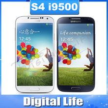 Unlocked Original  Galaxy S IIII SIIII S4 i9500 Quad-core 3G&4G 13MP GPS WIFI 16G Mobile Phone Refurbished(China (Mainland))