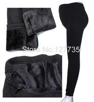 Winter Warm Flannel Pregnant Women Leggings Adjustment Maternity Pants Clothes For Pregnant Women Plus Size 2-10month