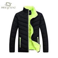 2015 New Arrival Men's Casual Solid Cotton Coat Male Slim Fit Fashion Coat 6 Colors M-XXL  MWM388