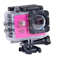 High Quality New SJ4000 12MP HD 1080P Car Cam Sports Mini Camcorders DV Action Waterproof Camera + 1x Battery #11 SV006260