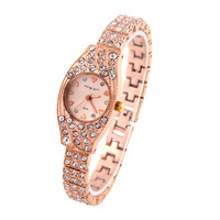 Women Watches Brand Smart New Fashion Watch Ladies Quartz Wristwatches Vintage Relogio women Rhinestone Coupon
