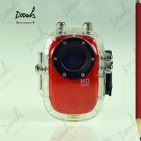 1080P Portable Sports 30M Waterproof Camera Video Camera Full HD DVR SJ1000 Action Camera 10Pcs/Lot DHL Free Shipping