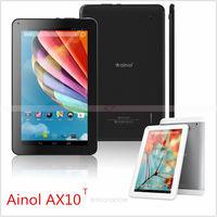 """New 10.1"""" Original  Ainol AX10T Phone Call 3G Tablet PC Dual Sim 8GB Rom Android 4.2 MTK8312 Dual Core Dual camera WCDMA OTG GPS"""