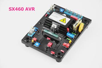 Black Automatic Voltage Regulator AVR SX460 for Generator