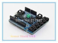 Wholesale Sensor Shield V4.0 digital analog module for UNO Mega 2560 Duemilanove AVR