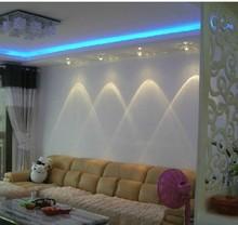 3W Crystal Led ceiling lights restaurant ktv aisle living room balcony lamp modern led lighting for home decoration luminaire(China (Mainland))