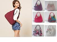 2014 Women kip Monkey Shoulder Bag Female Handbags Bag Nylon Casual Satchel 9 Colors Dropshipipng