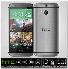 "Original HTC ONE M8 Unlocked 16GB Quad Core 2560MHz 2GB RAM 5.0"" HD 1920*1080 4MP 3 Cameras Cellphone Refurbished(China (Mainland))"