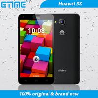 "Original Huawei honor 3X pro G750-T20 MT6592 Octa core 2G RAM +16G ROM 5.5"" IPS 1920*1080 FHD13MP camera  Google play"