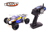 Genuine Brand HSP 1/18 EP Electric Power Off Road Car 4WD RTR Truggy Ghost 94803 RC Remote Control Toys With 2.4G Radio Control